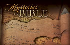 Mysteries of the Bible Blog